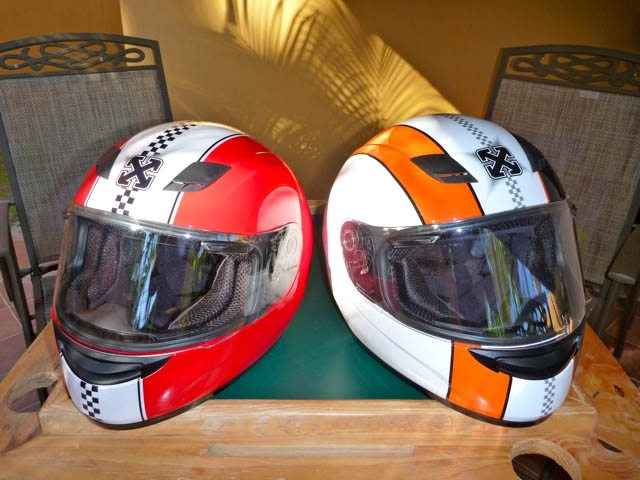 SparX S07 Helmets