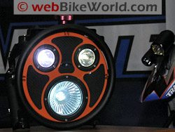 Trail Tech Eclipse HID Motorcycle Light