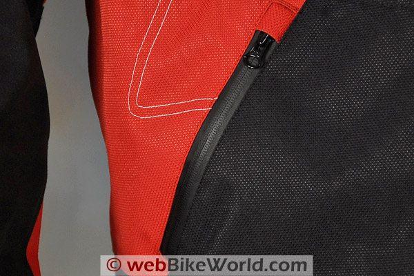 SHIFT Streetfighter SS Waterproof Jacket - Waterproof Pocket Zipper