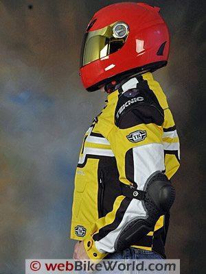 Teknic Freestyle Jacket - Side View