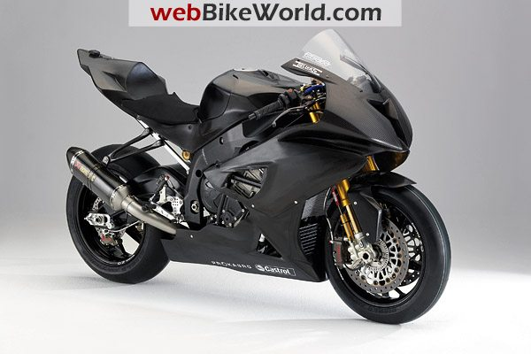 BMW S 1000 RR - Right Front