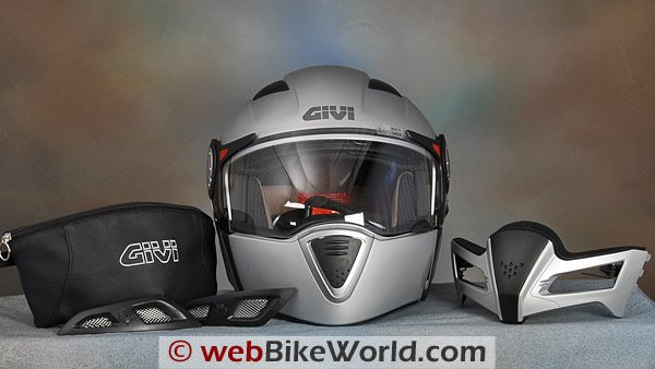 Givi X.01 Helmet Kit