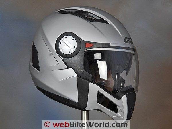 Givi X.01 Helmet - Summer Mode