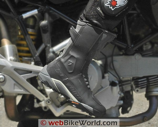 REV'IT! Apache Boots - On Bike