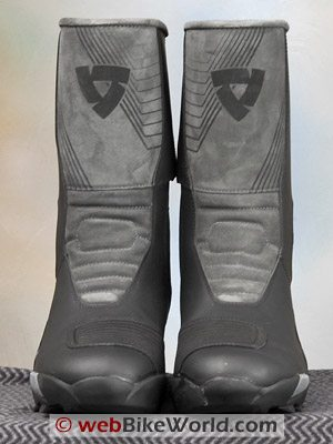 REV'IT! Apache Boots - Front View
