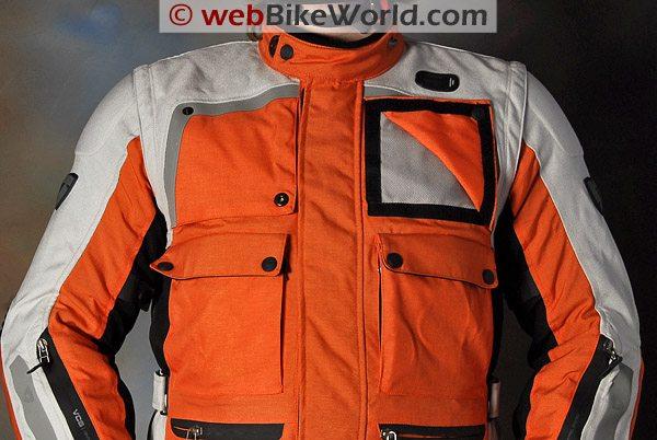 Revit Cayenne Pro Jacket Chest