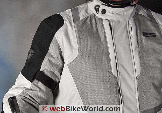 REV'IT! Sirocco Jacket - Chest Vents