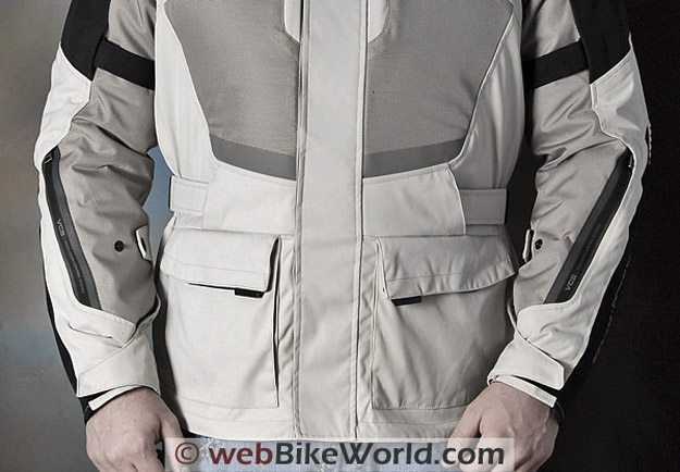 REV'IT! Sirocco Jacket - Front