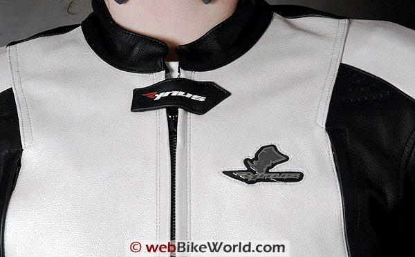 Rynus Ruah Motorcycle Jacket - Upper Chest