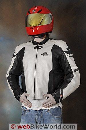 Rynus Ruah Motorcycle Jacket - Front