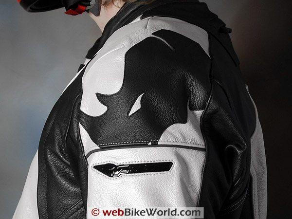 Rynus Ruah Motorcycle Jacket - Shoulder