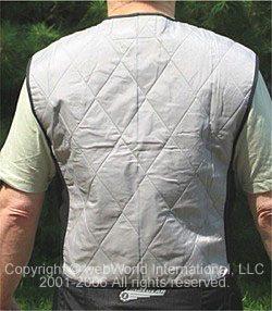 Joe Rocket Sahara Cooling Vest Rear View