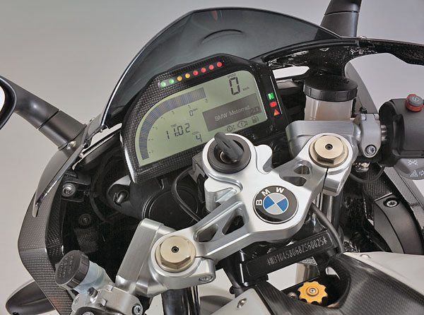 BMW HP2 Sport - Dashboard