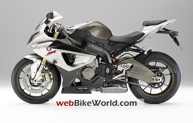 BMW S1000RR - Left Side
