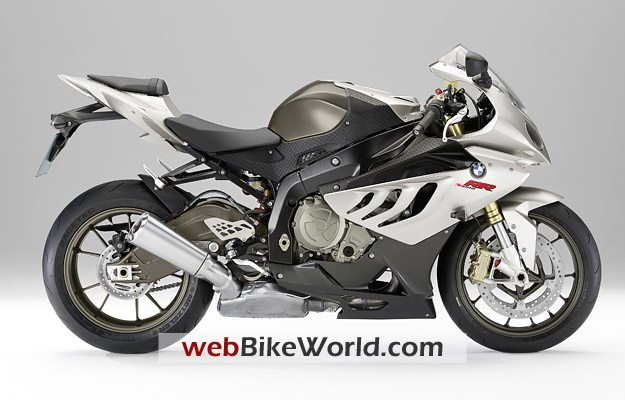 BMW S1000RR - Right Side