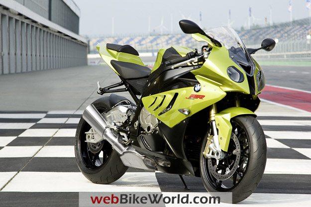 BMW S1000RR - On Track