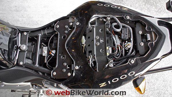 Cyclone 866F Motorcycle Alarm - Kawasaki Z1000