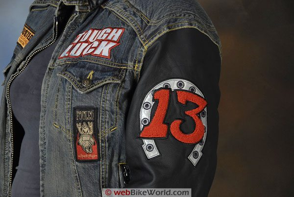 Icon Strongarm 13 Jacket - Left Front