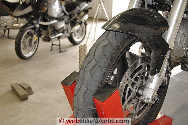 Pirelli Diablo Corsa Front