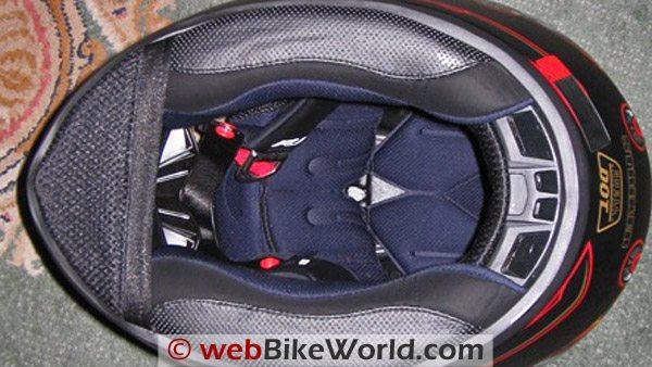 Rjays Striker Helmet - Liner
