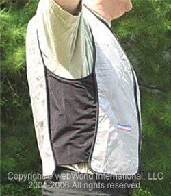 Joe Rocket Sahara Cooling Vest Side View