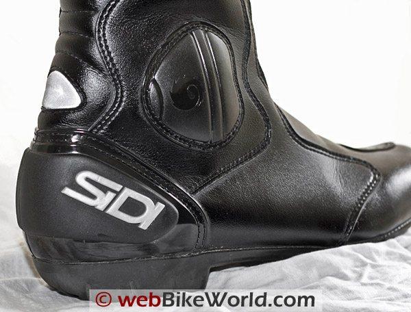 Sidi Strada Evo Rain Boots - Heel