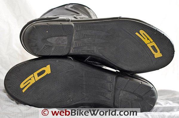Sidi Strada Evo Rain Boots - Soles