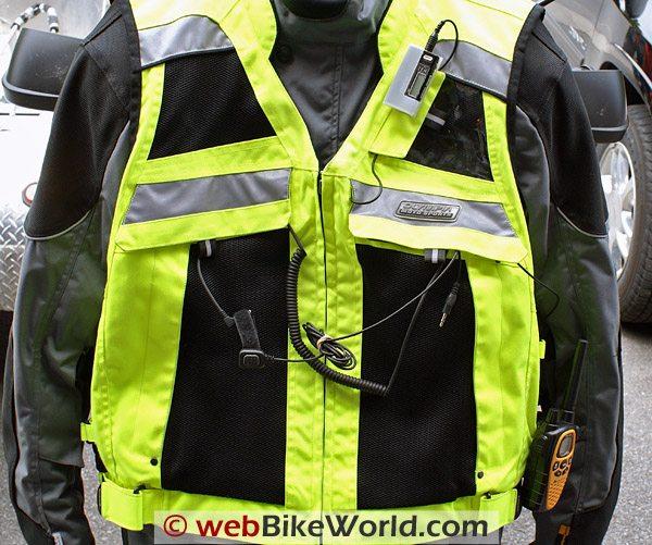 Blu Virtu BAT-01and BSH-01 on Rider