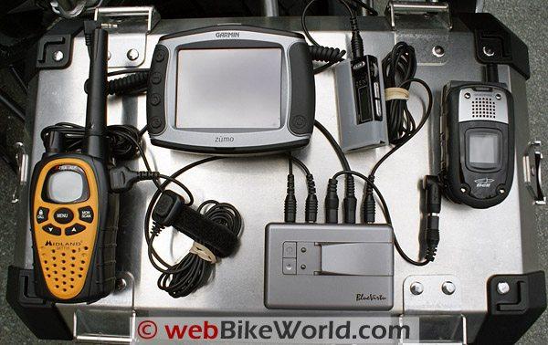 Blu Virtu BAT-01 and BSH-01 Peripherals
