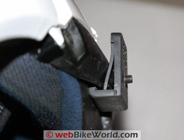 Blu Virtu BSH-01 Helmet Mount