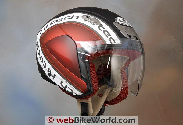 CMS D-Jet Helmet - Front