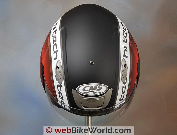 CMS D-Jet Helmet - Top