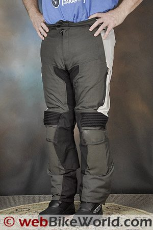 Rev'it Cayenne Pro Pants - Front View