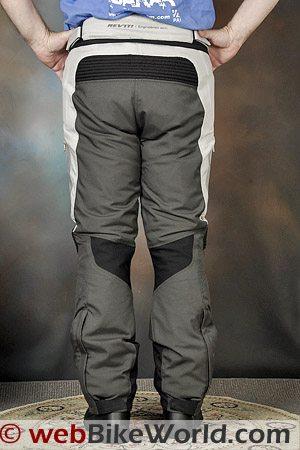 Rev'it Cayenne Pro Pants - Rear View