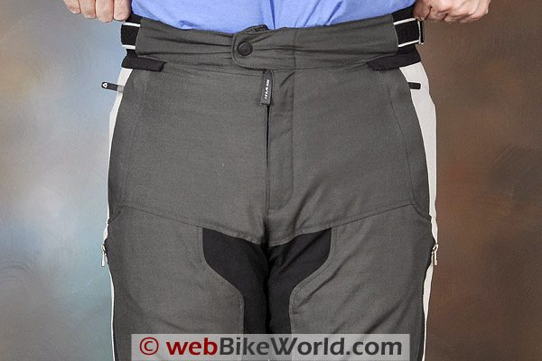 Rev'it Cayenne Pro Pants - Waistband
