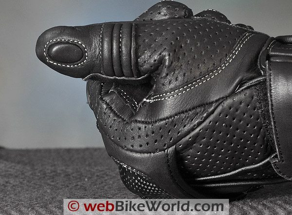 Roadgear Carbon Maxx Gloves - Thumb