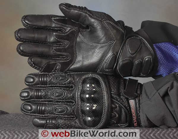 Roadgear Carbon Maxx Gloves