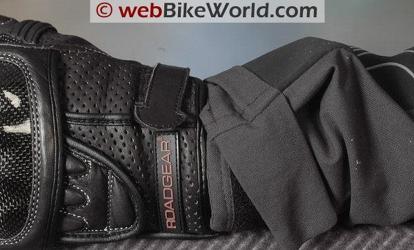 Roadgear Carbon Maxx Gloves - Cuff