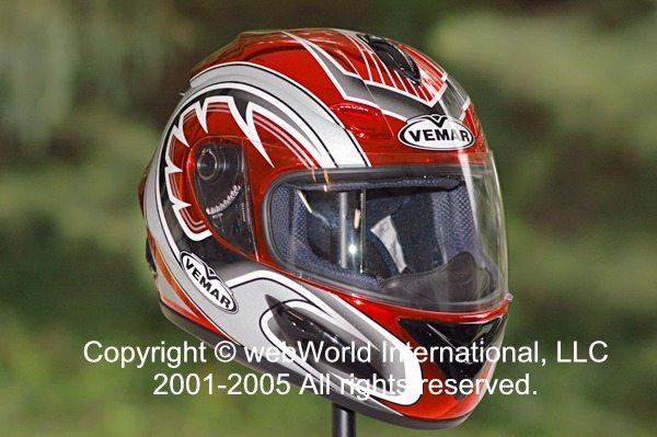 Vemar VSR Helmet