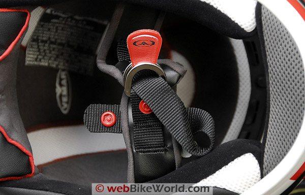 Vemar VSREV Helmet - Chin Strap