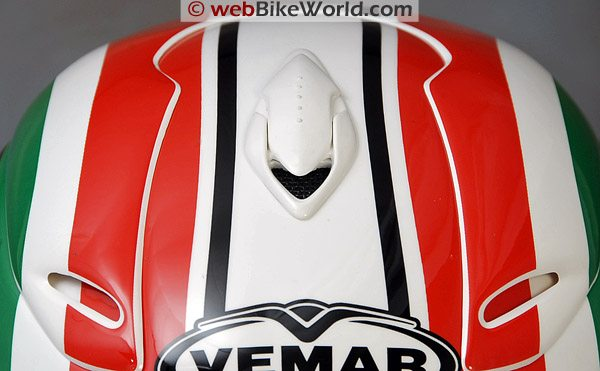 Vemar VSREV Helmet - Top Vents