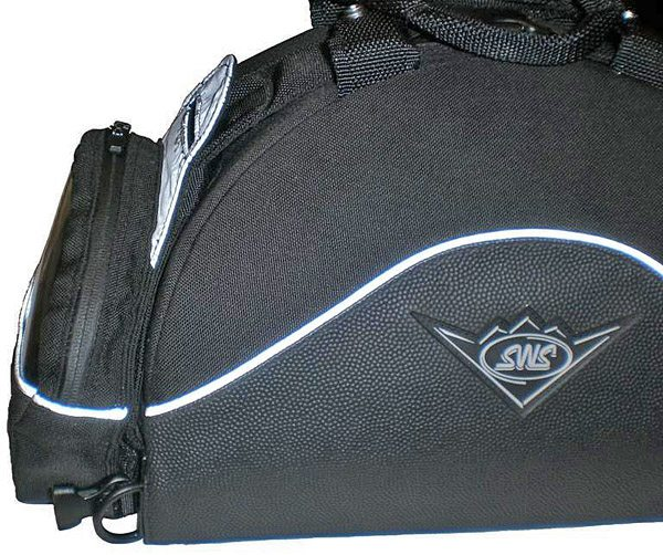 Stealth Workshop bag D-rings