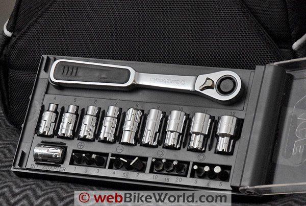 GearRatchet 21-piece Socket Set
