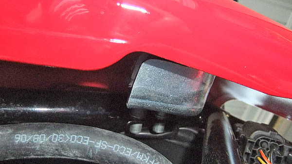 GT1000 Fuel Tank Mount