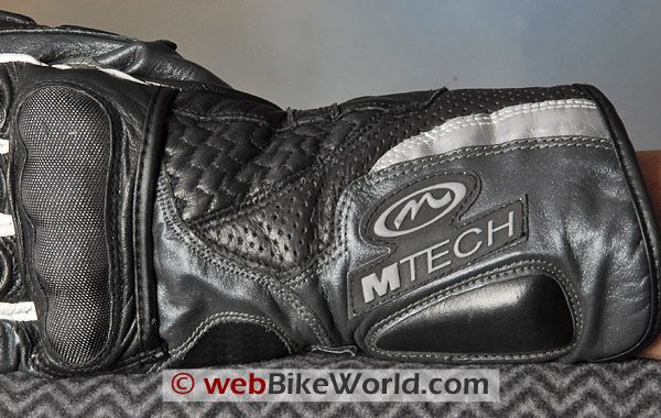 M-Tech Racer Gloves - Gauntlet