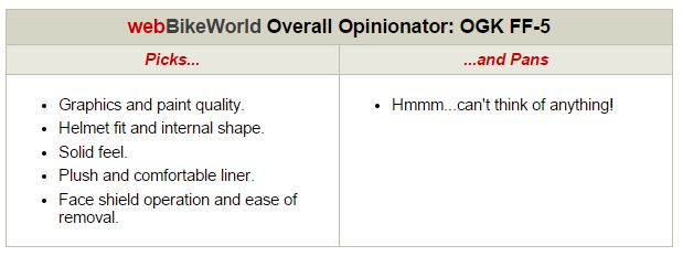 OGK FF-5 Opinionator