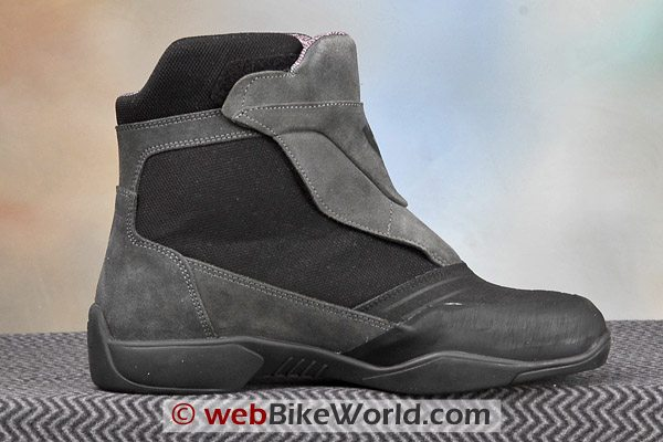 Rev'it Air Blend Boots - Inside Ankle View