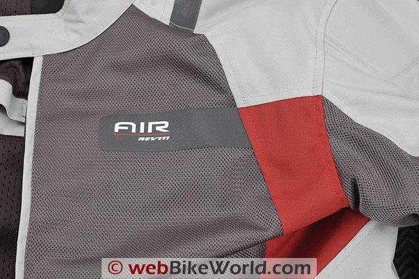 Rev'it Air Jacket - Chest mesh