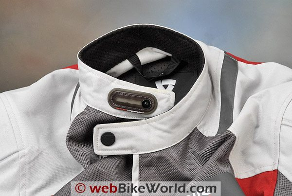 Rev'it Air Jacket - Collar
