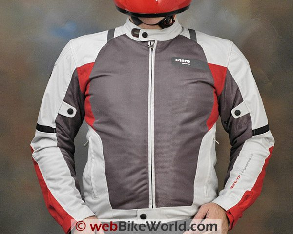 Rev'it Air Jacket - Front